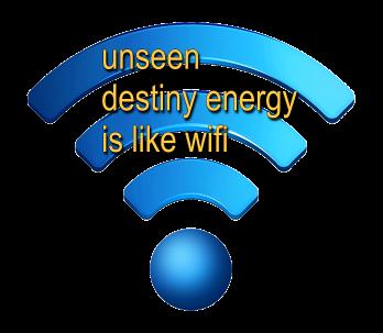 feng shui energy like wifi