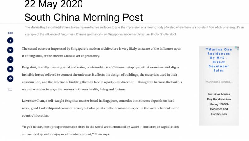 master chan south china morning post