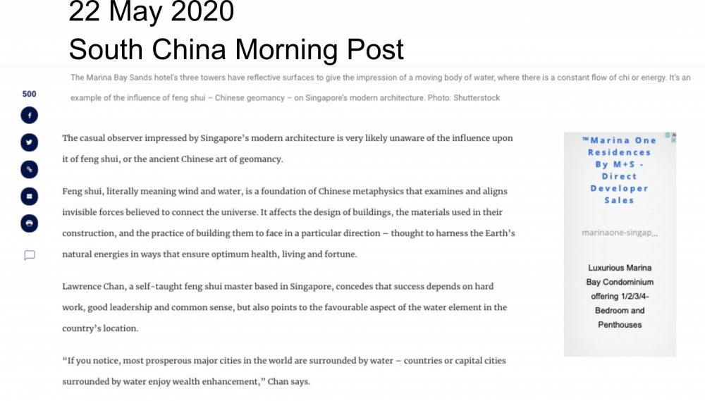 master chan south china morning post
