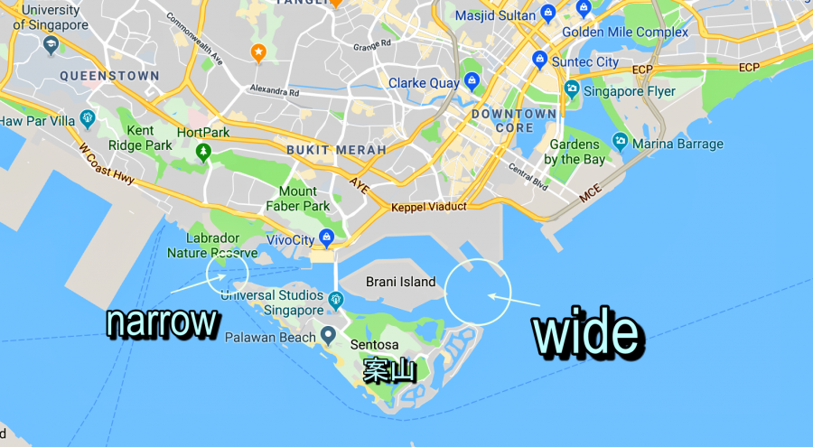 singapore feng shui