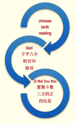 bazi-ziwei query